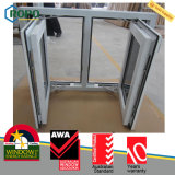 PVC Windows e portelli di UPVC/lustrato doppio