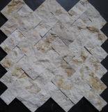 Mosaico de piedra para la construcción de viviendas Material de pared Fyssd085