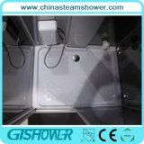 Masaje Ducha de vapor de cristal Kit (GT0515)