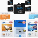 para U3 Samsung Evo Ultra SD Cards Olevas Real Capacity Micro Memory Card TF Card Micro SD Card 1GB-128GB com 3 Years Factory