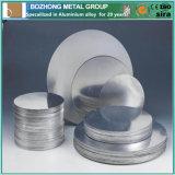Plaque ronde d'alliage d'aluminium de 8011 diverse normes