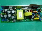 Boîtier en aluminium étanche IP67 transformateur de tension réglable Dimmable LED Pilote