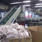 Sacos da película plástica que recicl a linha da peletização