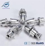 Suporte de alumínio do adaptador da hélice da bala do CNC para o motor sem escova