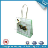 Plastic het Winkelen van het Handvat Zak (gJ-Bag122)