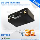 Rastreador GPS 3G con registro y descarga de datos