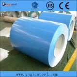 ASTM A653 Z150 PPGI prepintada color de acero revestido de la bobina