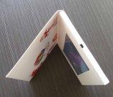 2016 карточка приглашения самого горячего 7 экрана дюйма TFT LCD видео-