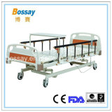 Chinesischer Hersteller-elektrisches Krankenhaus-Dreifunktions-Bett