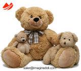 Brinquedo do urso do luxuoso