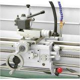 정밀도 간격 Bed Metal Turning Manual Bench Lathe (mm D360X1000)