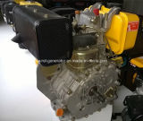 двигатель дизеля тепловозного мотора 8HP 186f с CE/ISO