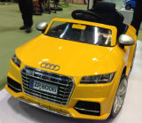 Audi Tts Licensed Ride on Car com controle remoto 2.4G