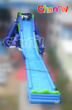 Trasparenza di acqua gonfiabile dell'ippopotamo blu per il gioco dell'acqua per l'adulto (CHSL313)