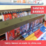 広告のためのカスタム安い屋外PVC屈曲のビニールの印刷の旗