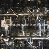 Industrieller Zerhacker-Schaufelmischer