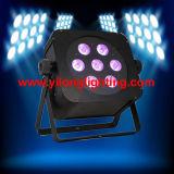 Preiswerter 7X15W Rgabw Großhandelsradioapparat herauf LED-Stadiums-Licht