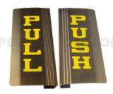 Ручка двери тяги & нажима высокого качества для наружной двери