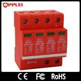 Venta caliente de baja tensión de protección contra rayos Clase C de alimentación de CA protector contra sobretensiones