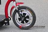 500Wスクーター3の車輪の電気スクーター12Vの電気スクーター電池
