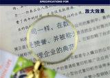 Uitstekende kwaliteit 5 Lamp Magnifier van het Metaal van X de Draagbare Handbediende (egs-18154-5)