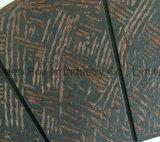 Non garniture d'embrayage d'amiante avec la couleur noire