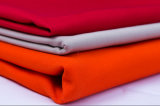 Tessuto spazzolato della saia del cotone/qualità fine
