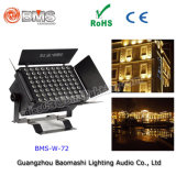 72PCS * 3W Warm White LED Flood Light