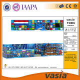 Vasia New Indoor Playground mit Cer Approved (VS1-160402-173A-29)