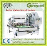 Cozinha central para a linha de produção da máquina da transformação de produtos alimentares