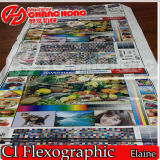 Machine d'impression de Flexo de papier d'affiche
