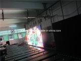 풀 컬러 P6는 옥외 발광 다이오드 표시 LED 광고 널을 체중을 줄인다