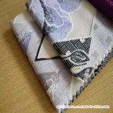 Tessuto del sofà del velluto stampato tappezzeria in poliestere