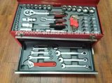 Handwerkzeug-Kasten des Fach-153PC 2, Selbstreparatur-Hilfsmittel-Installationssatz mit Kombinations-Hilfsmitteln