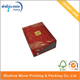 Коробка высокого качества косметическая с коробкой подгонянной печатание