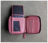 Бумажник Billfold кожи икры краткости конструктора верхнего сегмента для женщин