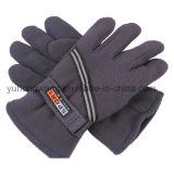Дешевые люди греют приполюсные перчатки/Mittens ватки с вышивкой