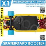 Elektromotor-Skateboard-Satz aufgeladenes Surfbrett
