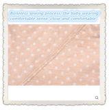 jogo orgânico do terno do corpo do bebê do algodão 2PCS com manufatura do projeto do PONTO em China