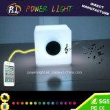 LED 입방체 Bluetooth 스피커