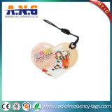 860-960MHz tarjeta de epoxy irregular de la dimensión de una variable RFID