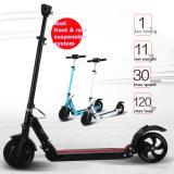 Version neuve de la jeunesse de la mode 2016 pliant le mini scooter électrique de Fox