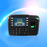 Terminal de contrôle de l'accès et du temps d'empreinte digitale (TFT600)