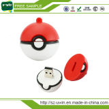 Disco do USB de Pokeball/USB 8GB movimentação da pena