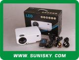 トレーニング(SMP8200B)のための小型プロジェクター1000内腔LCD携帯用ビデオプロジェクター