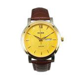 カスタム古典的なサファイアガラスDay/Dateの人の腕時計MW-12