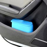 Mini pattumiera esterna alla moda variopinta pieghevole del silicone per l'automobile