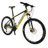 Гидровлический велосипед 30-Speed Derailleur волокна углерода тарельчатого тормоза