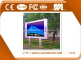 Pantalla impermeable de la publicidad al aire libre P10 LED de la alta calidad de Abt