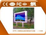 Visualización de pantalla impermeable de la publicidad al aire libre LED de la alta calidad P10 /P8/P6/P5/P16 de Abt
